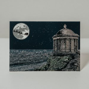mussenden temple christmas card