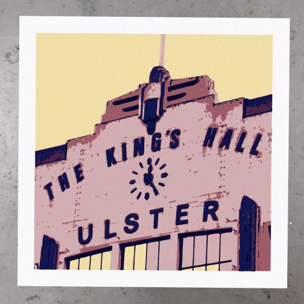 kings hall belfast