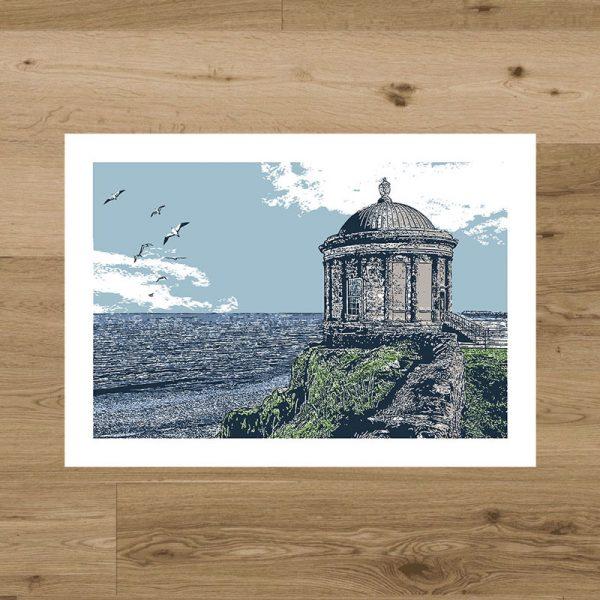 mussenden temple art print