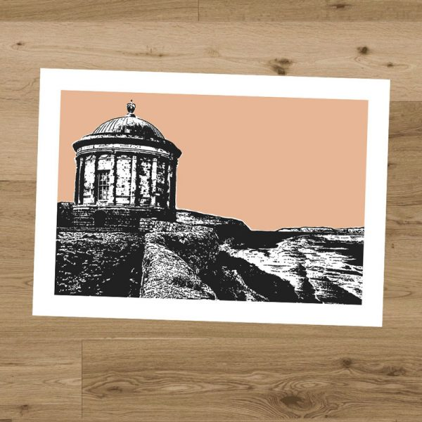mussenden temple artwork